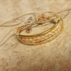 Pura Vida Bracelets- set of 3